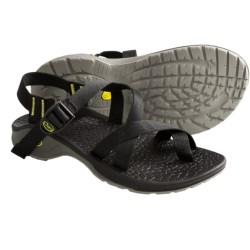 Chaco Updraft 2 Genweb Sport Sandals (For Men) in Black