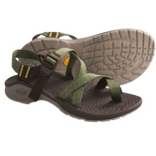 Chaco Updraft 2 Genweb Sport Sandals (For Men) in Sweater Border - Closeouts