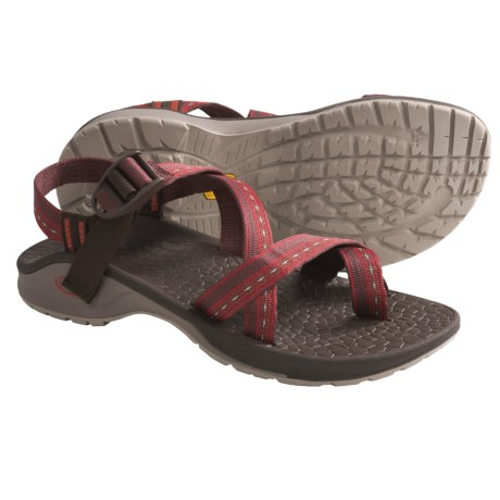 Chaco Updraft 2 Genweb Sport Sandals (For Women) in Diamond Row