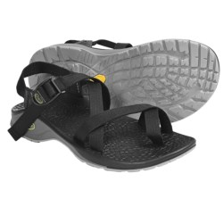 Chaco Updraft 2 Sport Sandals - Toe Loop (For Men) in Black