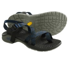 Chaco Updraft 2 Sport Sandals - Toe Loop (For Men) in Diamond Weave - Closeouts