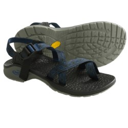 Chaco Updraft 2 Sport Sandals - Toe Loop (For Men) in Sweater Border