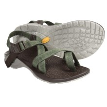 Chaco Updraft 2 Sport Sandals - Toe Loop (For Men) in Sweater Border - Closeouts