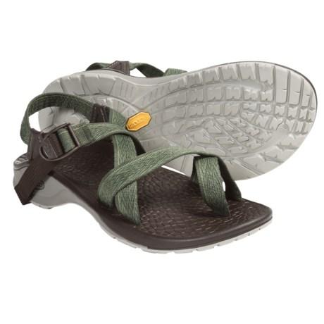 Chaco Updraft 2 Sport Sandals - Toe Loop (For Men) in Diamond Weave