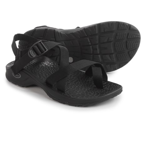 Chaco Updraft EcoTread Sport Sandals (For Men) in Black