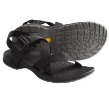 Chaco Updraft Genweb Sport Sandals (For Men) in Black - Closeouts