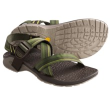 Chaco Updraft Genweb Sport Sandals (For Men) in Greener - Closeouts