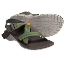 Chaco Updraft Sport Sandals (For Men) in Greener - Closeouts