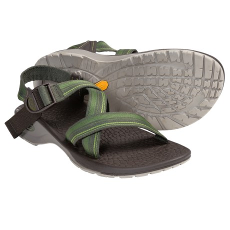 Chaco Updraft Sport Sandals (For Men) in Greener