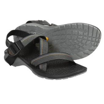 Chaco Updraft Sport Sandals (For Men) in Shadow