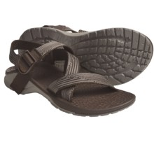 Chaco Updraft Sport Sandals (For Men) in Zip Brown - Closeouts