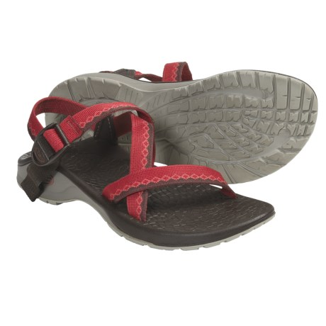 Chaco Updraft Sport Sandals (For Women) in Embers