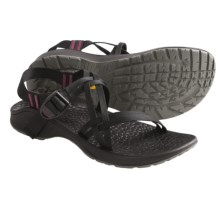 Chaco Updraft X Genweb Sport Sandals (For Women) in Black - Closeouts