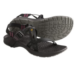 Chaco Updraft X Genweb Sport Sandals (For Women) in Black
