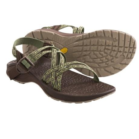 Chaco Updraft X Genweb Sport Sandals (For Women) in Bridged