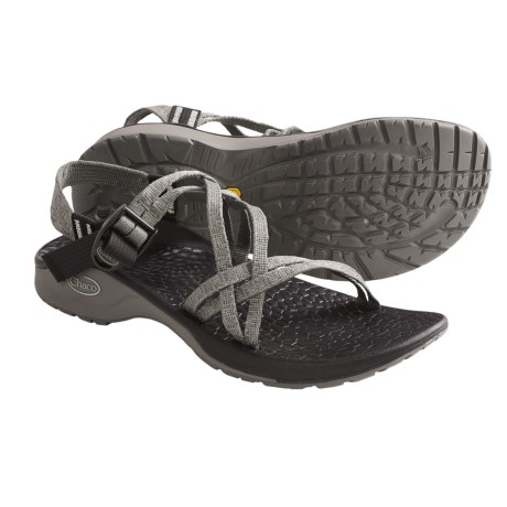 Chaco Updraft X Genweb Sport Sandals (For Women) in Diagonals