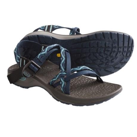Chaco Updraft X Genweb Sport Sandals (For Women) in Sikuli Blue
