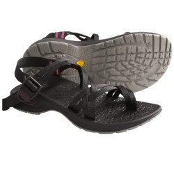 Chaco Updraft X2 Genweb Sport Sandals (For Women) in Black
