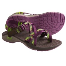 Chaco Updraft X2 Genweb Sport Sandals (For Women) in Impressionist - Closeouts