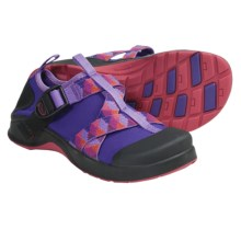 Chaco Vitim EcoTread Water Shoes (For Kids and Youth) in Argyle - Closeouts