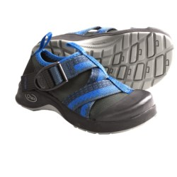 Chaco Vitim EcoTread Water Shoes (For Kids and Youth) in Beluga