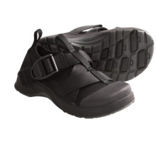 Chaco Vitim EcoTread Water Shoes (For Kids and Youth) in Black - Closeouts