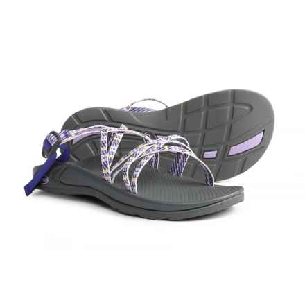 Chaco Wrapsody X Sport Sandals - Slip-Ons (For Women) in Picnic Purple - Closeouts