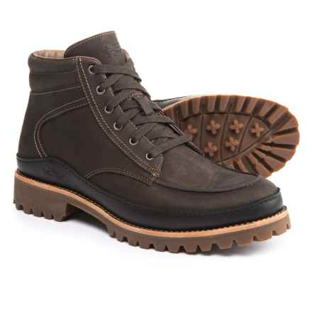 Chaco Yonder Boots - Leather (For Men) in Fossil - Closeouts