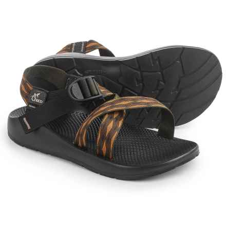 Chaco Z1 Colorado Sport Sandals (For Men) in Bronzed Canoeing - Closeouts
