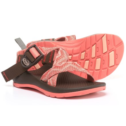 66d8b09a8601 Chaco Z1 EcoTread Sandals (For Little and Big Kids) in Beaded - Closeouts
