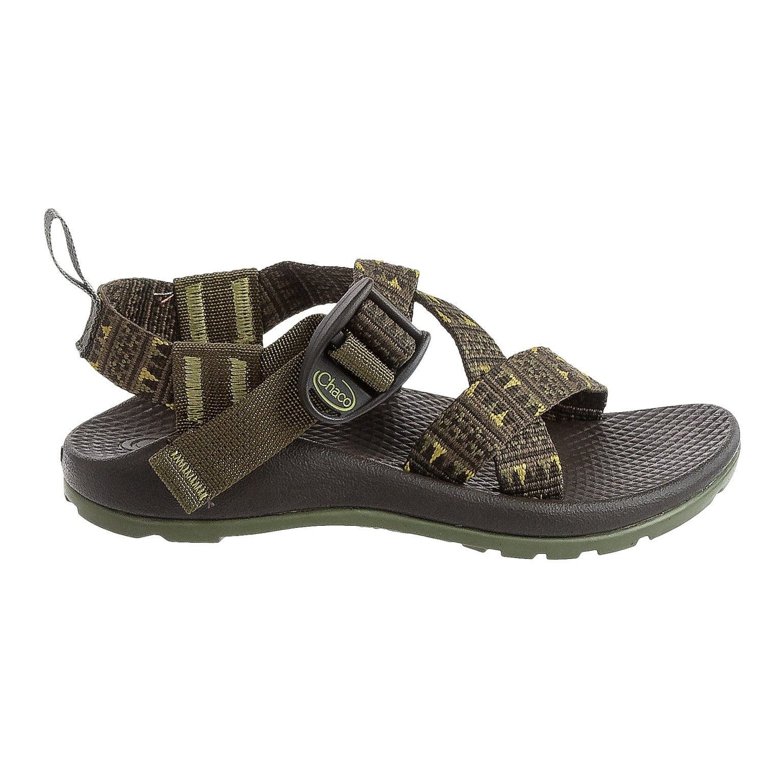 354f31c55853 Chaco Z1 EcoTread Sandals (For Little and Big Kids) - Save 45%