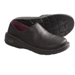Chaco Zaagh Shoes - Slip-Ons (For Women) in Chocolate Brown