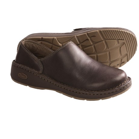 Chaco Zaagh Shoes - Slip-Ons (For Women) in Shiitake