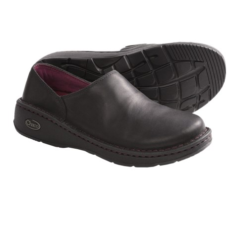 Chaco Zaagh Shoes - Slip-Ons, Vibram® Outsole (For Women) in Black