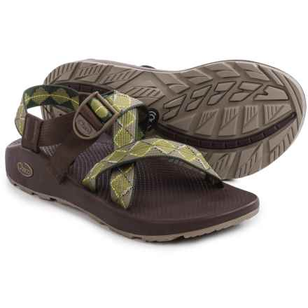 Chaco Z/1® Classic Sport Sandals (For Men) in Brindle Twill - Closeouts