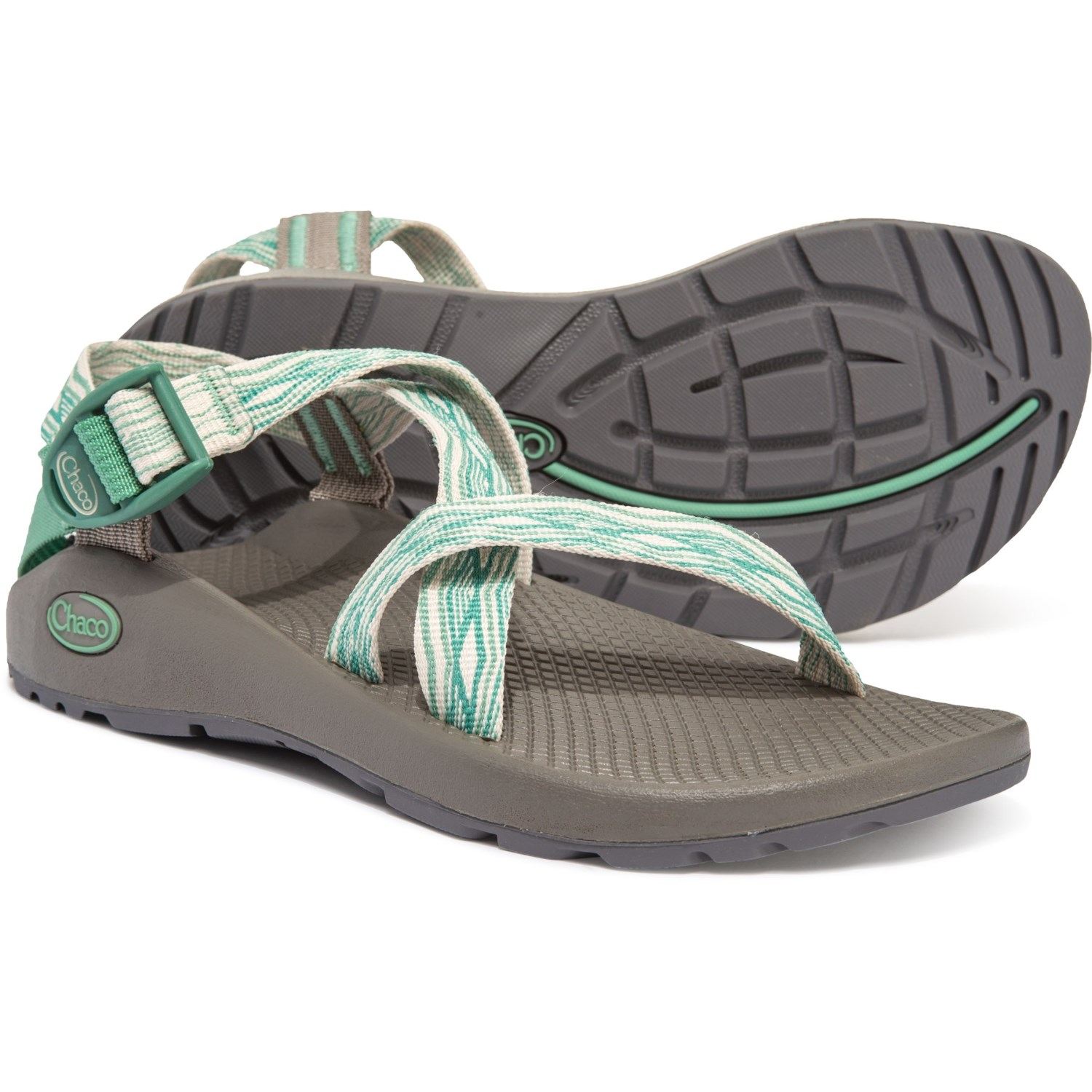 baf8d2ce4ab0 Chaco Z 1® Classic Sport Sandals (For Women) in Pine ...