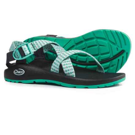 Chaco Z/1® Classic Sport Sandals (For Women) in Wintergreen - Closeouts