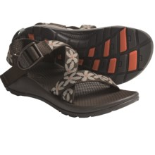 Chaco Z/1 Ecotread Sport Sandals (For Kids and Youth) in Flower Patch - Closeouts