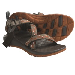 Chaco Z/1 Ecotread Sport Sandals (For Kids and Youth) in Branching Two