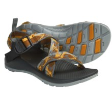 Chaco Z/1 Ecotread Sport Sandals (For Kids and Youth) in Sharky - Closeouts