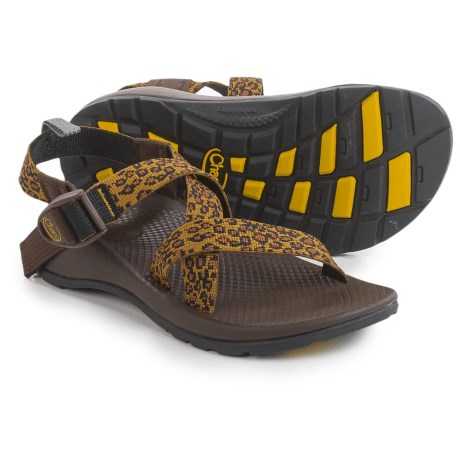 Chaco Z/1 Ecotread Sport Sandals (For Little and Big Kids) in Leopard