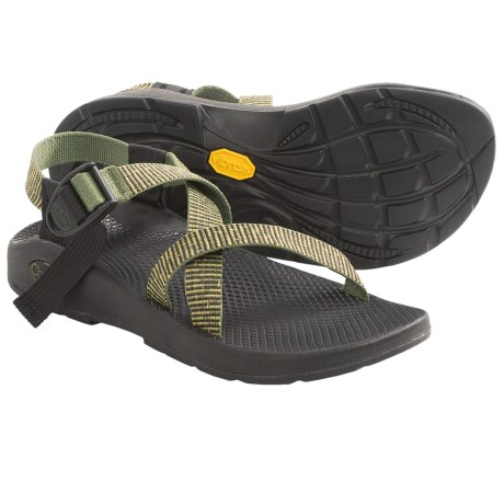 Chaco Z/1 Pro Sport Sandals (For Women) in Fourteen Green