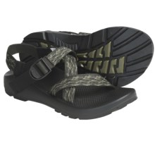 Chaco Z/1 Unaweep Sandals (For Men) in Army Brown - Closeouts