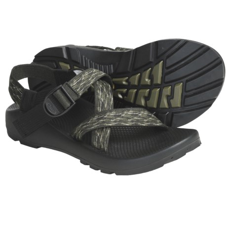 Chaco Z/1 Unaweep Sandals (For Men) in Army Brown