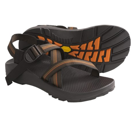 Chaco Z/1 Unaweep Sandals (For Men) in Brown Two
