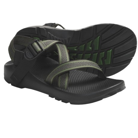 Chaco Z/1 Unaweep Sandals (For Men) in Forest Green