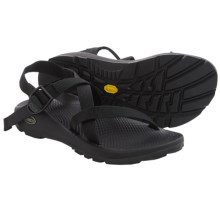 Chaco Z/1 Unaweep Sandals - Vibram® Outsole (For Women) in Black W/Black Tread - Closeouts