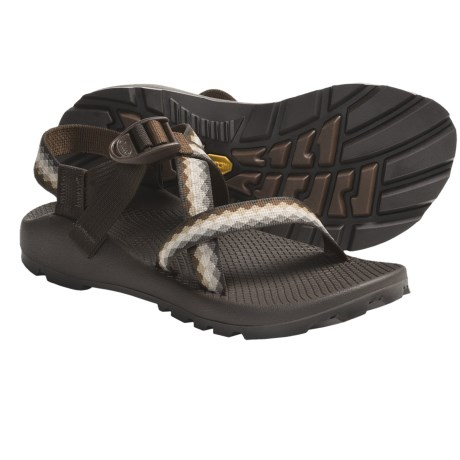 Chaco Z/1 Unaweep Sandals - Vibram® Outsole (For Women) in Nutmeg