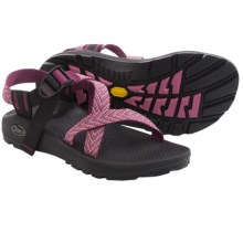Chaco Z/1 Unaweep Sport Sandals - Vibram® (For Women) in Pink Arrows - Closeouts