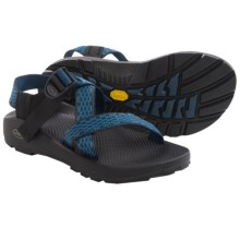 Chaco Z/1 Unaweep Sport Sandals - Vibram® Outsole (For Men) in Bow Tie - Closeouts